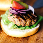 5 Ingredient LiberTerre Pork Burgers